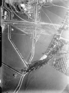Zdjęcie lotnicze 1928