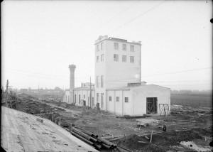 Budynek wydziału chloru
