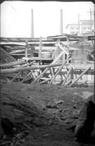 Budowa fabryki