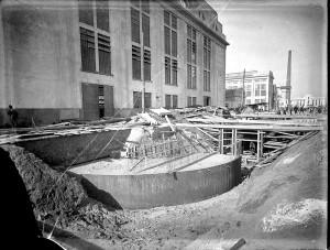 Budowa fabryki część nawozowa