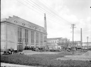PFZA  w budowie 1929, część nawozowa