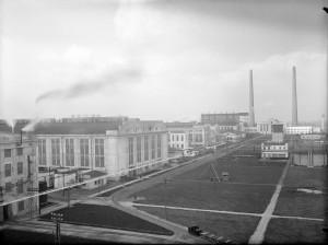 Panorama PFZA od strony południowo-wschodniej