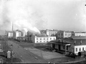 Panorama PFZA od strony południowo-zachodniej