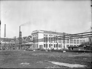 Budynek wytwórni amoniaku PFZA