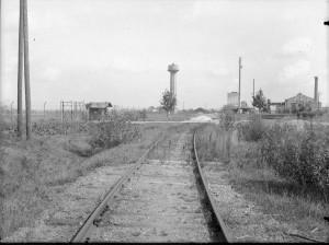 Bocznica kolejowa PFZA