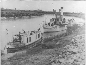 przystań na Dunajcu