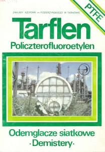 Folder Tarflen 1985