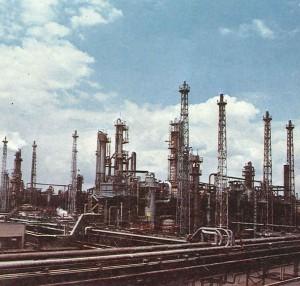 Instalacja półspalania metanu