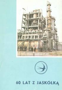 Okładka okolicznościowego wydawnictwa 1987