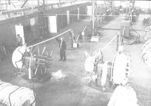 Produkcja rur drenarskich
