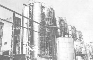 Wytwórnia kwasu azotowego