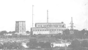 Panorama elektrociepłowni EC II