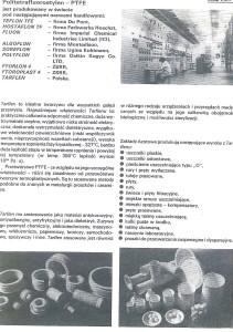 Reklama tarflenu 1987