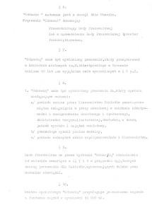 """Regulamin odznaki """"Zasłużony dla ZA"""" 1984 fragment 2"""