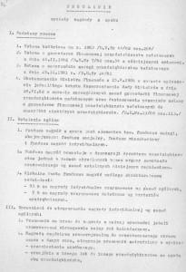 Regulamin wypłaty nagrody z zysku 1986 fragment