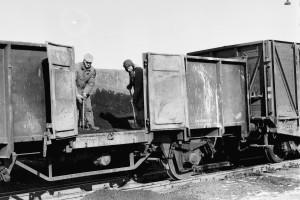 Pracownicy transportu kolejowego