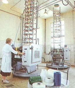 W wytwórni osłonek poliamidowych