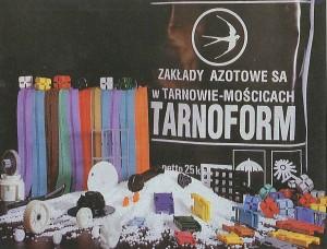 Fotografia reklamowa tarnoformu
