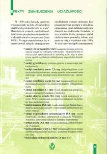Fragment raportu środowiskowego 1998