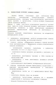Fragment sprawozdania finansowego za rok 1993