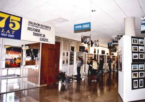 Obchody 75-lecia tarnowskich Azotów 2002